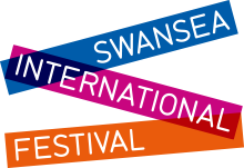 Logo: Swansea International Festival